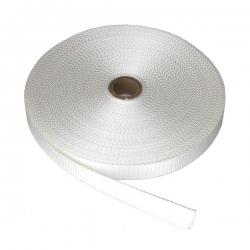 Sangle nylon blanc - 10mm