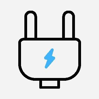 Power range - 63-105W
