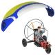 RC paramotor kit ARTF Hybrid 5.2 / Trike XL / Pilot Tom