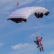 Parachute RC - Steven - Bleu