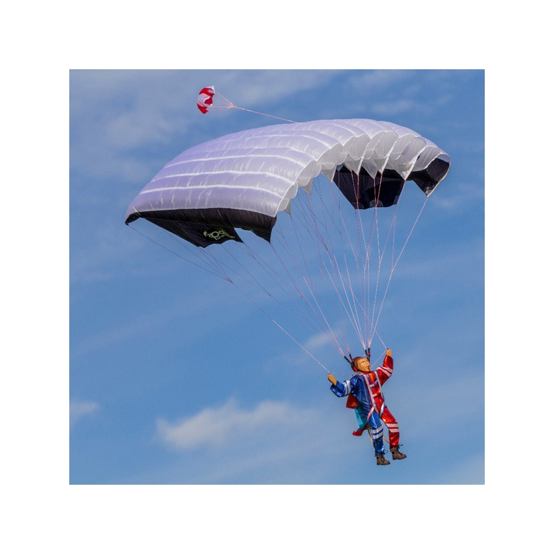 how to make a rc paraglider