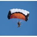RC Skydiver Set - RC Fallschirm - Steven - orange