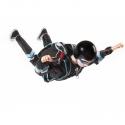 Parachutiste RC - Steven - Bleu