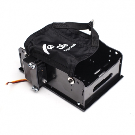 Ejection system for RC Skydiver