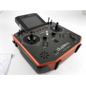 Jeti Duplex - DS-24 +R10 Carbon Line Dark Orange Multimode