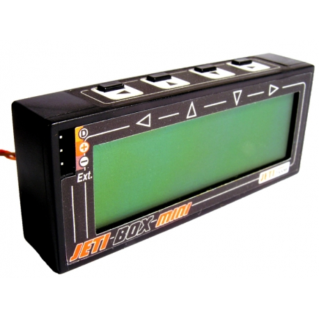 Jeti Box Mini