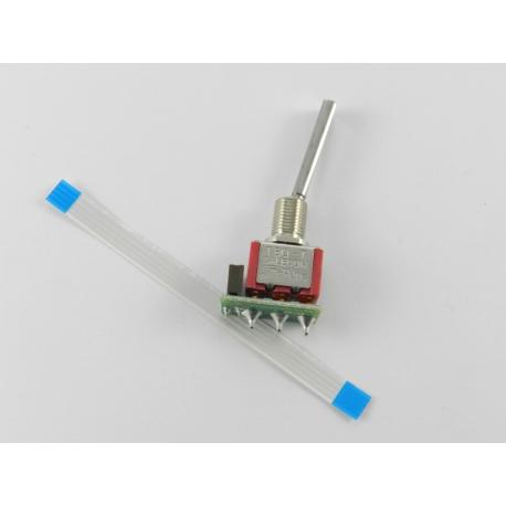 Interrupteur long 2 positions - Jeti DS