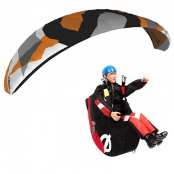 Rc Paraglider Kit - Camo H1.5 / Ben