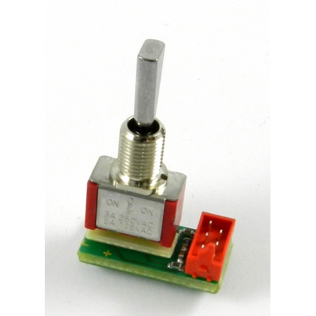 Replacement switch short 3-position