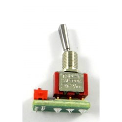 DC- Replacement switch short 2-position