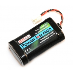 Batterie émetteur DC/DS Power Ion  6200mAh