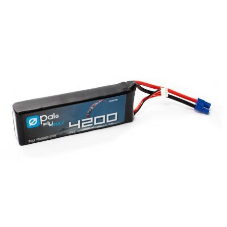Lipo Flymax 3S 4200mAh EC3