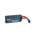 Lipo Flymax 6S 5100mAh EC5 / EC3