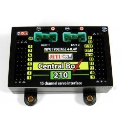 Jeti Central Box 210