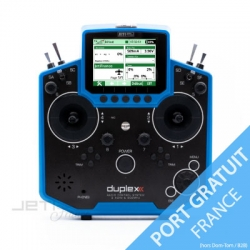 Jeti Duplex DS12 Multimode Rouge