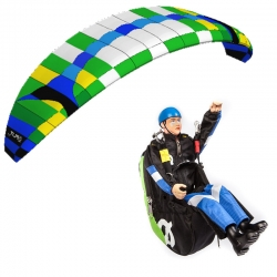 Rc Paraglider Kit - Split 1.6