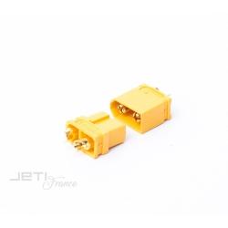 OPTronics - paire de connecteurs XT60