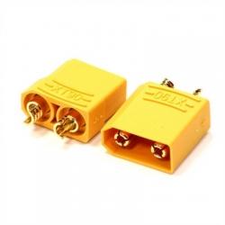 OPTronics - paire de connecteurs XT90