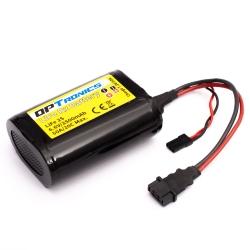 OPTronics - Batterie RX - LiFe 2S 2500mAh 50A/20C