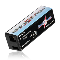 PowerBox - SparkSwitch 7.4V