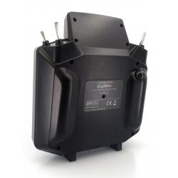 Rückseitiger Deckel mit Taster für DS12-Sender