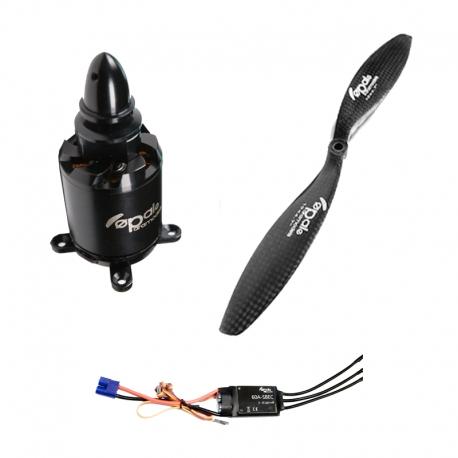 Kit de motorisation pour Backpack M2/XS2 - 965W