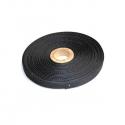 Nylonband schwarz - 10mm