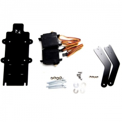 Servos holder kit - Backpack M2