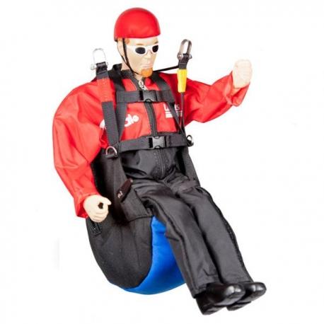 Pilote Lucas pour Parapente Rc et Paramoteur Rc