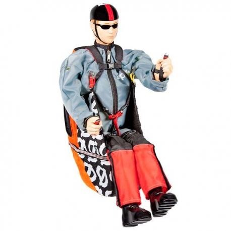 Pilote Parapente Rc Tom ARTF 70cm
