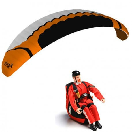 RC paraglider kits