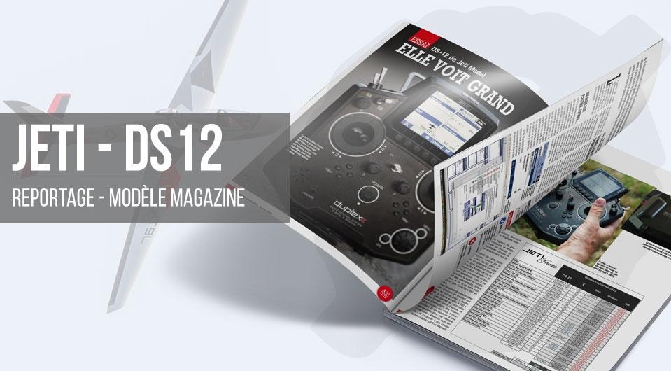 Jetimodel Jeti France DS12