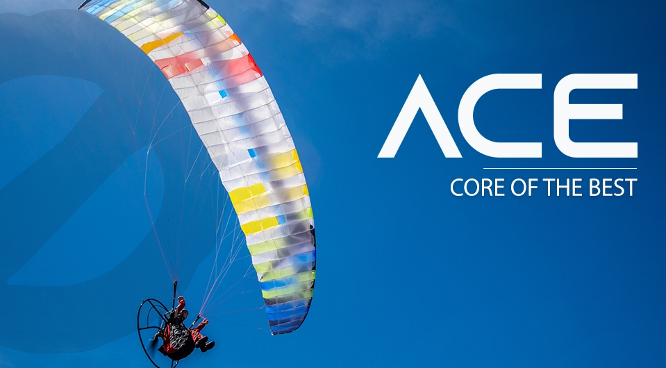 Ace Series Rc Paraglider